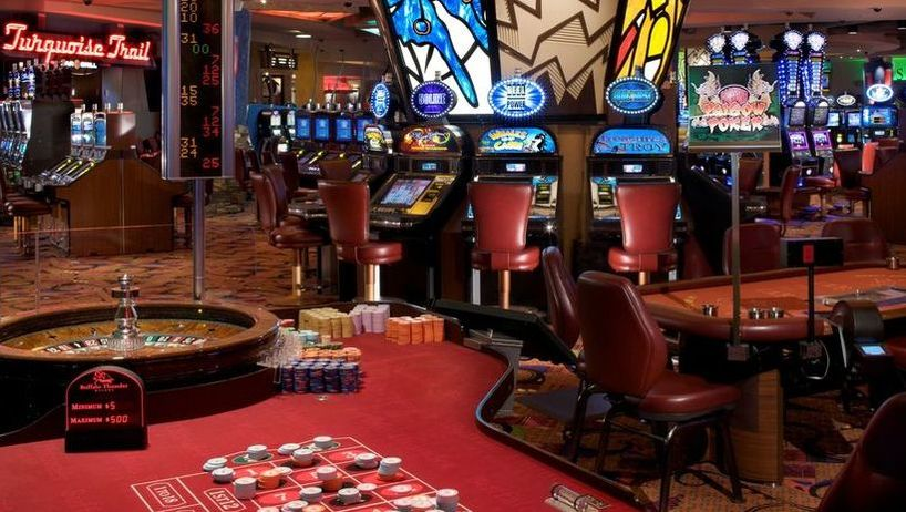 The What To Expect At Leading Casino Sites Mask