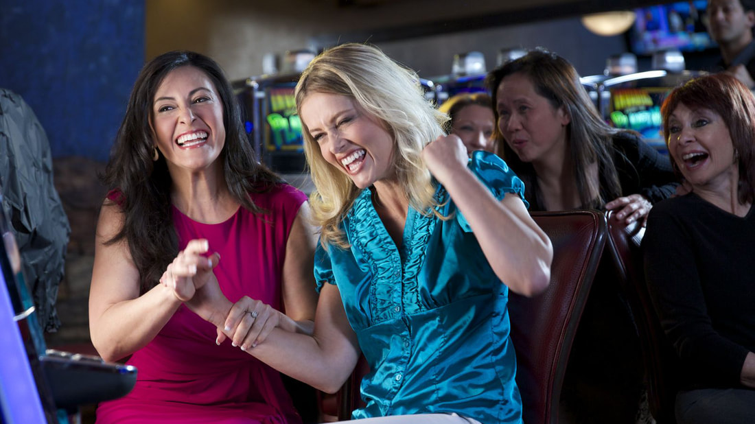 Women in casino